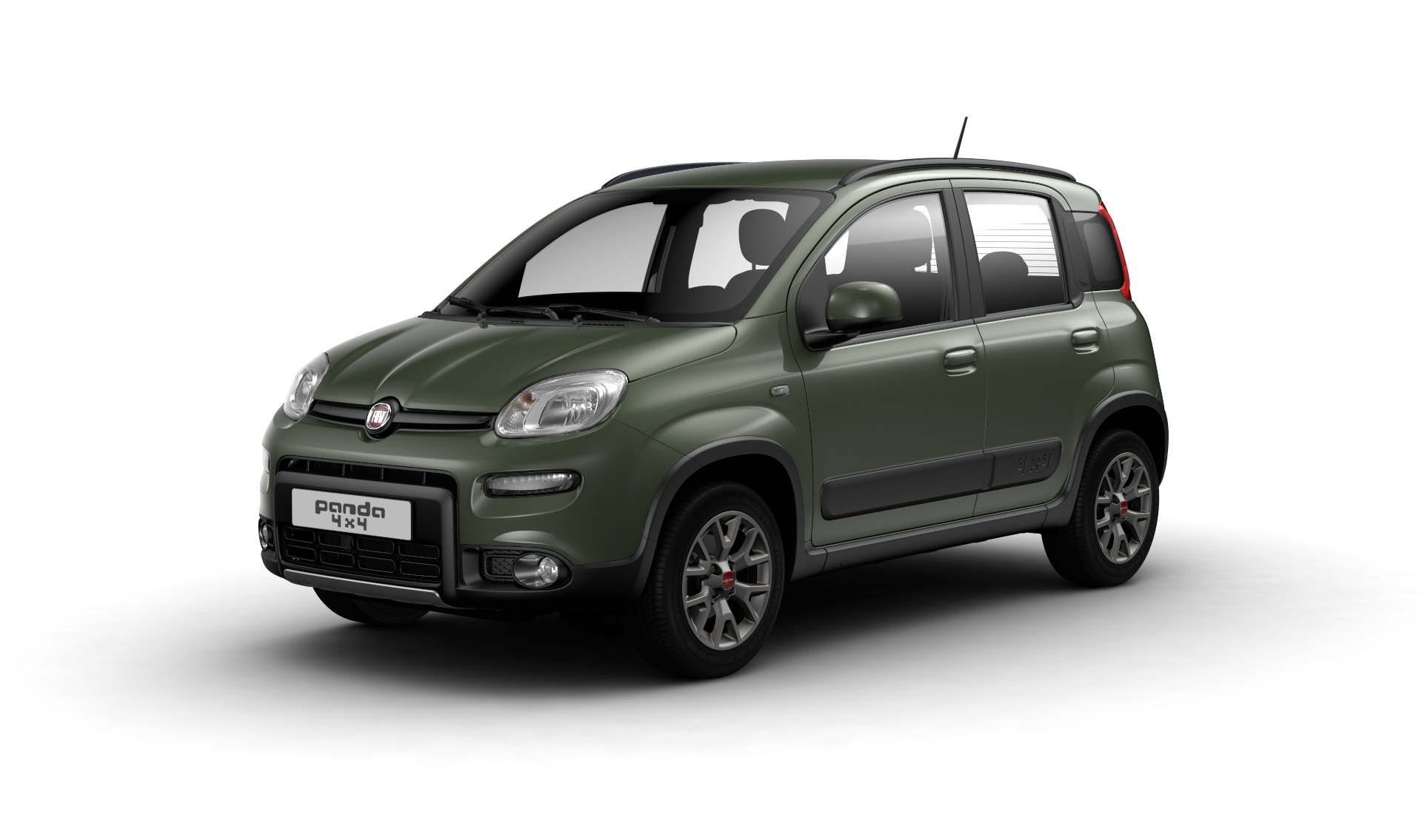 fiat panda 4x4 cross colori disponibili. Black Bedroom Furniture Sets. Home Design Ideas