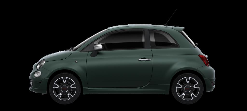 Fiat 500 Rockstar Hybrid