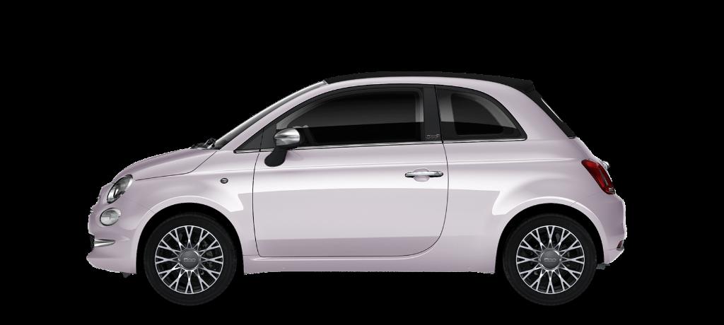 Fiat 500C Star Hybrid