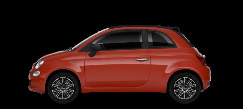 Fiat 500C Pop 1.2 69hp