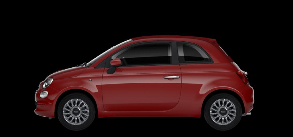 Fiat 500C Lounge Hybrid