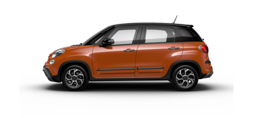 Fiat 500l Cross Car Configurator Fiat Uk
