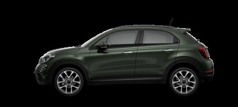 Fiat 500X Cross 1.0 120hp (MY21)