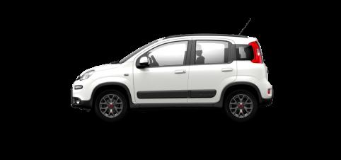 Fiat Panda Wild 0.9 85hp TwinAir 4x4