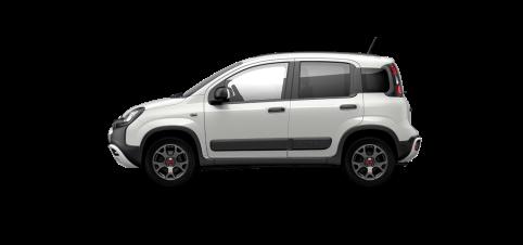 Fiat Panda City Cross 1.0 70hp Mild Hybrid