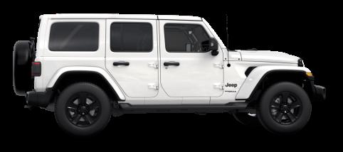 Jeep Wrangler Night Eagle