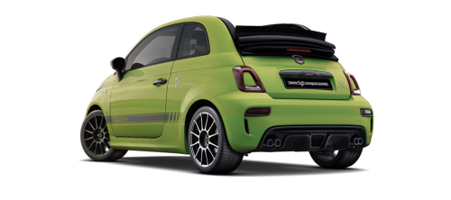 Abarth Cars Uk New Car Configurator